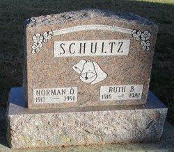 Ruth B Schultz
