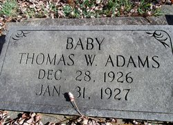 Thomas William Adams