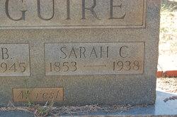 Sarah Catherine <i>Clay</i> McGuire
