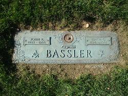 Edith G. <i>Brumbaugh</i> Bassler