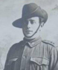 Pvt Harold Lionel Beaumont