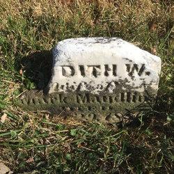 Judith <i>Smith</i> Maudlin