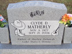 Clyde Doyle Matherly