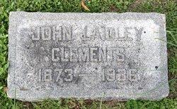 John Laidley Clements