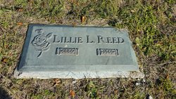 Lillie Lena <i>Moblo</i> Reed