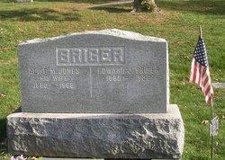 Alice M. <i>Jones</i> Briger