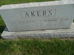 Aimie Margie <i>Armstrong</i> Akers