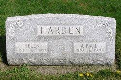 Helen Vivian <i>Rafferty</i> Harden