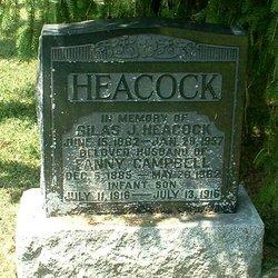 Silas Jefferson Heacock