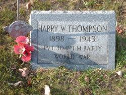 Harry W. Thompson