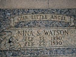 Nina Sharlene Watson