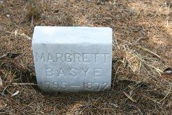 Margrett Basye