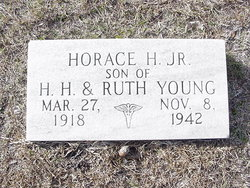 Pvt Horace H Young