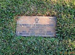 Lawrence E Defrancesco
