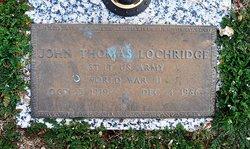 John Thomas Lochridge