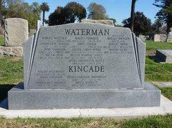 Waldo Sprague Waterman