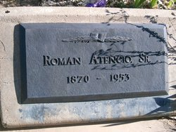 Roman Atencio, Sr
