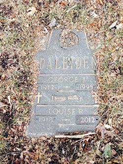 Mrs Louise R. <i>Warner</i> Daleiden