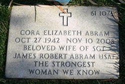 Cora Elizabeth Abram