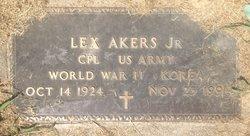 Lex Akers, Jr