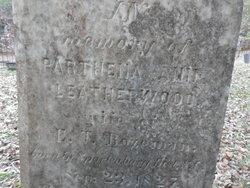 Parthena Ann <i>Leatherwood</i> Bozeman