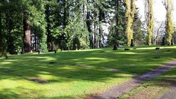 Orting Cemetery