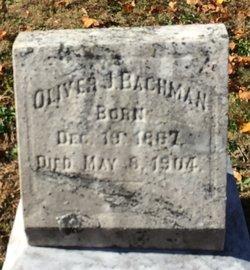 Oliver J. D. Bachman