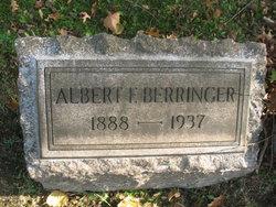 Albert F Berringer