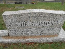 Shirley <i>McIntosh</i> Christopher