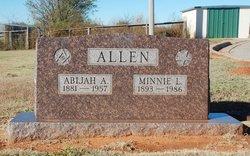 Abijah Abraham Allen