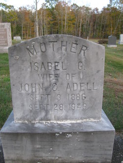 Isabel G Adell