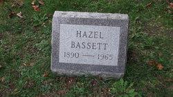 Hazel Irene <i>Seager</i> Bassett