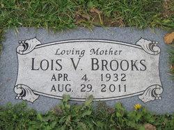 Lois Virginia <i>Woolfolk</i> Brooks