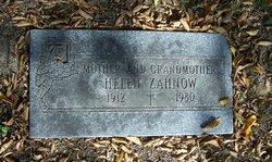 Helen <i>Peterson</i> Zahnow