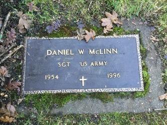 Daniel Williams McLinn