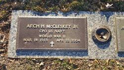 Arch Hubert McCleskey