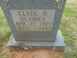 Clyde H Deviney