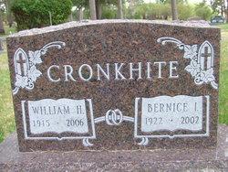 Bernice I. Cronkhite