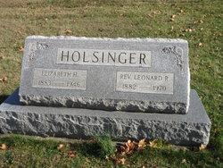 Leonard Replogle Holsinger