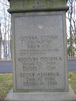 Annie Lazelle Arnold