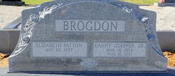 Danny Goepper Brogdon, Jr
