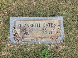 Elizabeth <i>Cates</i> Edmondson