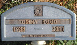 Lawrence Thomas Tommy Hood