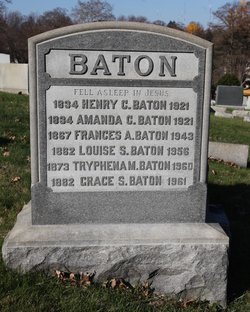 Grace Shill Baton