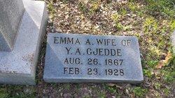 Emma A <i>Hook</i> Gjedde
