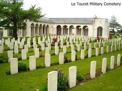 Le Touret Military Cemetery