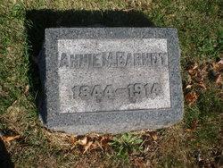 Annie Maria <i>Clymer</i> Barndt