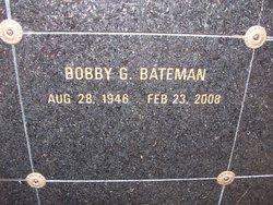 Bobby G. Bateman