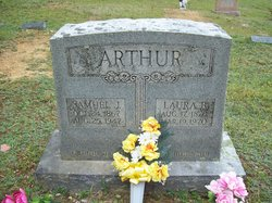 Laura Belle <i>Woolwine</i> Arthur