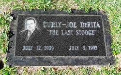 Joe Curly Joe DeRita
